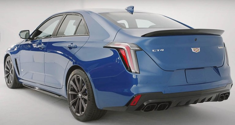 What's new from 2021 Cadillac CT5-V Blackwing? At the moment, it's a little unclear, but an easy way will make anyone understand.