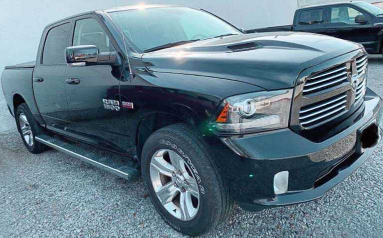 2017 Dodge Ram Won't Start