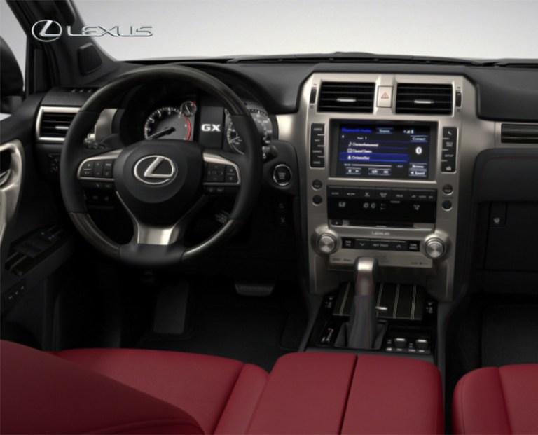 rioja-red-lexus-gx-460-interior