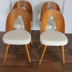Wooden Lounge Chair Hon Ignition Fabric Thonet Dining Chairs By Antonin Suman | Nicechairs