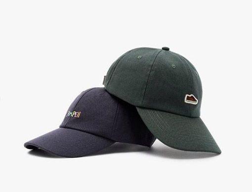 Pompeii clothing - diseño de gorras y otros complementos por Nicecream estudio creativo