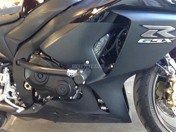2 Cycle Engine Parts Diagram Suzuki Gsxr 1000 Race Rail Frame Sliders Stunt Armor 2009