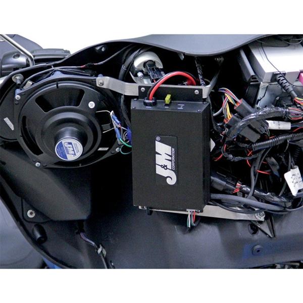 Twin Audio Harley Davidson Amplifier Wiring Harness V Twin Audio