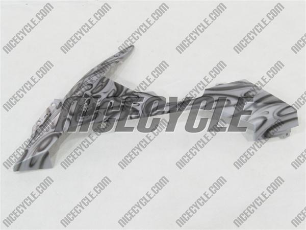 Hand Painted Custom Airbrush Motorcycle Fairings!