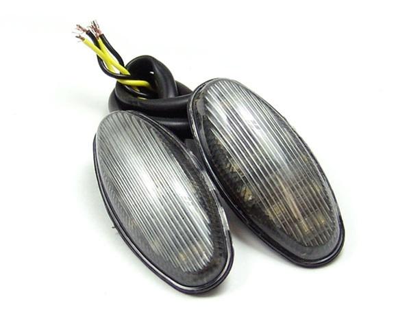 Honda CBR 600 929 954 RR F4 F4i LED Smoke Turn Signals