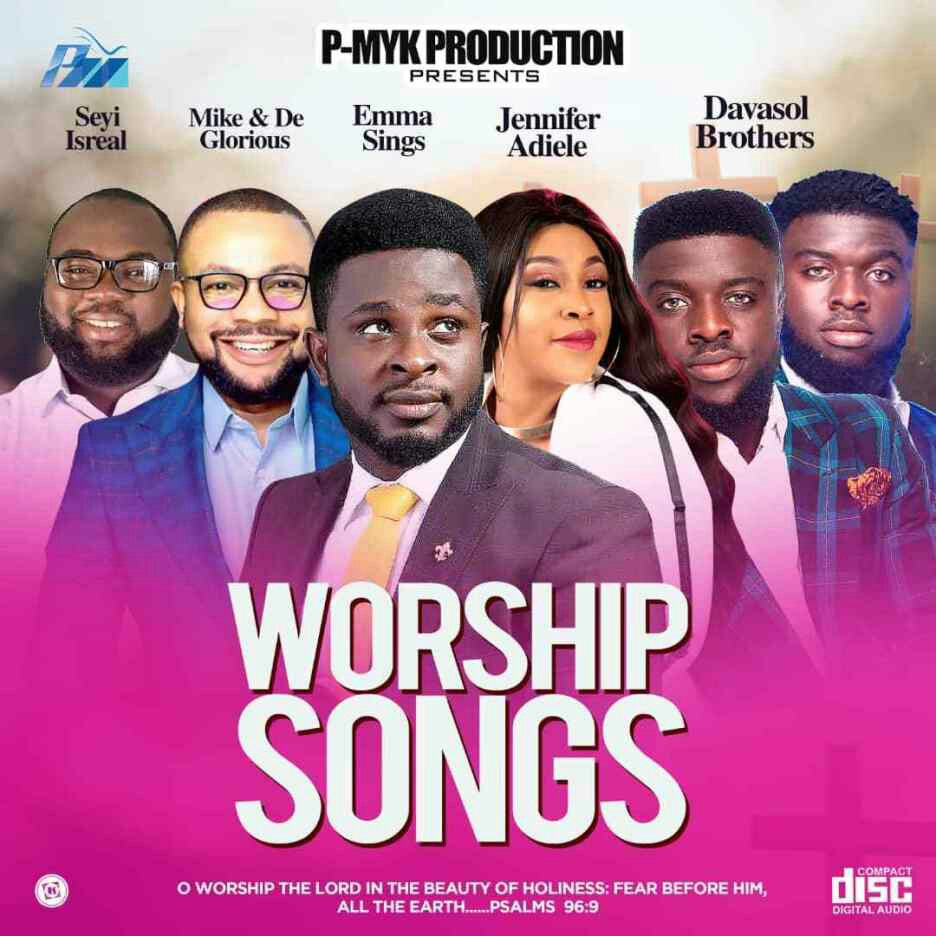 P-Myk MIXTAPE : Worship Songs (Download Gospel Mix) » Nicegospel