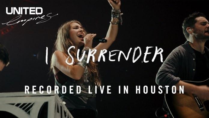 Hillsong UNITED I Surrender Ft. Lauren Daigle