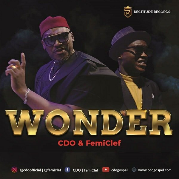 CDO x Femi Clef  Wonder mp3 Download