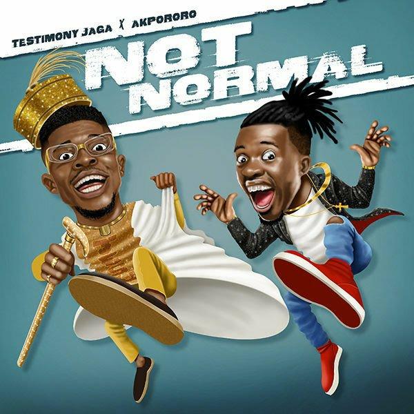 Testimony Jaga Not Normal ft. Akpororo