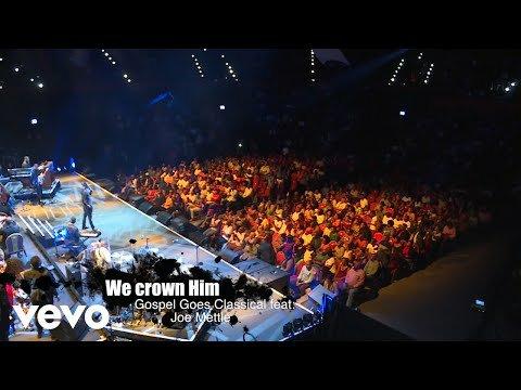 VaShawn Mitchell – We Crown Him Ft. Joe Mettle (Lyrics, Video)