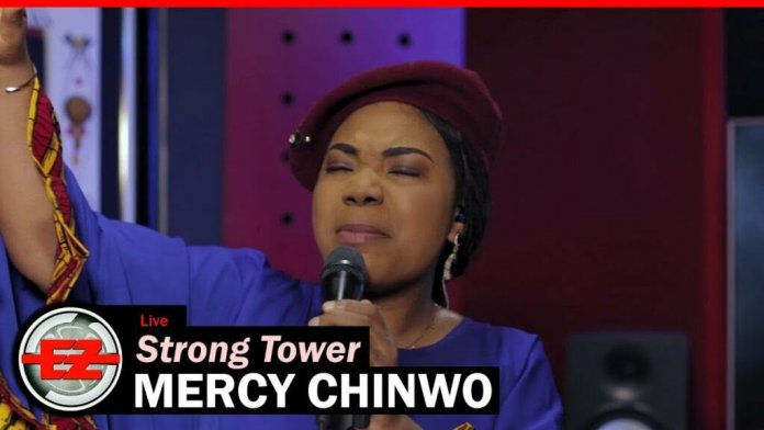 Mercy Chinwo – Strong Tower (Live) Lyrics, Video