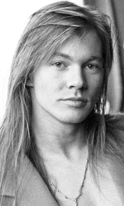 axl rose's straight 70's style