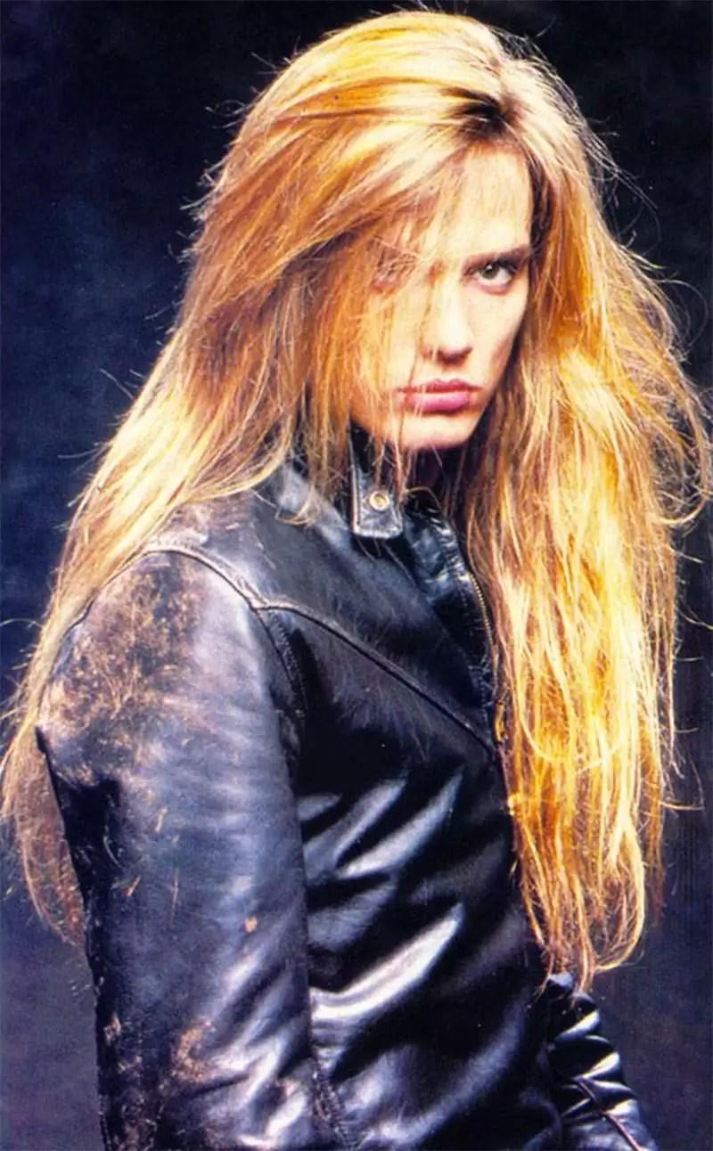 Sebastian Bachs Wondrous Metal Mane