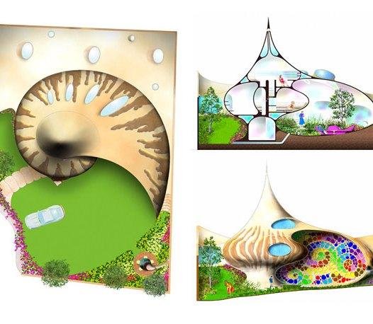 nautilus house of future now