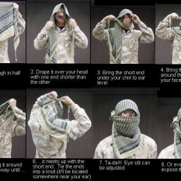 informational info life hacks wearing a shemagh scarf (5)