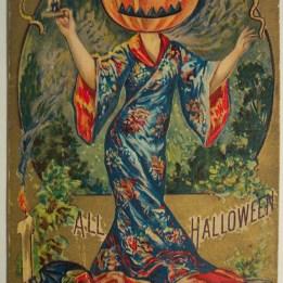 vintage halloween paper scrap (12)