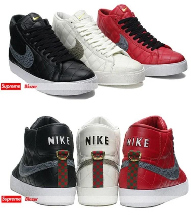Supreme Nike SB Blazers