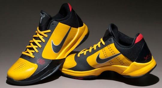 best service 58eab 218c4 Bruce-Lee-x-Nike-Zoom-Kobe-V-5-