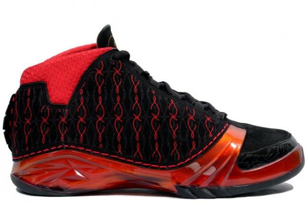 Jordan 23 Premium (Black/Red)