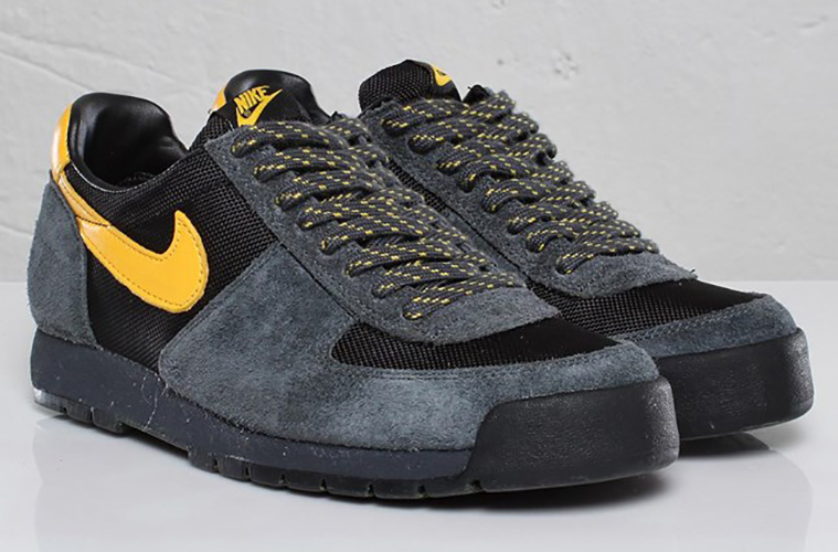 timeless design c89e6 35fb0 Nike Air Lava Dome 2.4 Black Varsity Maize
