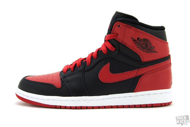 Air Jordan 1 DMP Black/Red