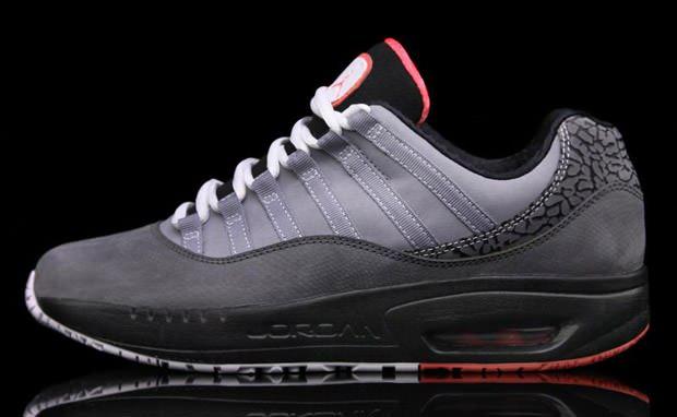 2dd274d4f5296a ... black  Jordan CMFT Viz Air 11 Stealth Infrared ...