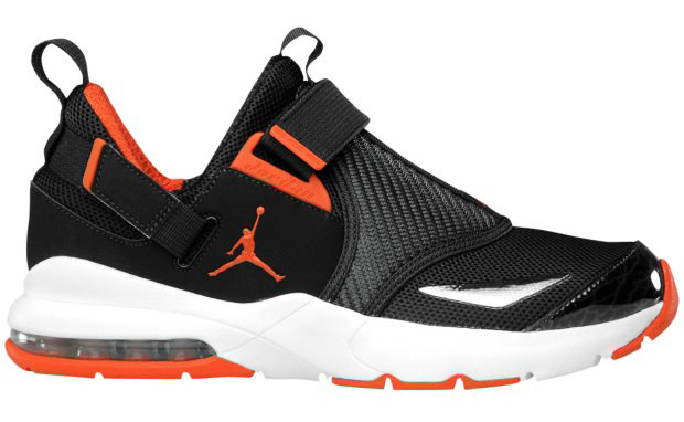 5a0f7a3b17b Jordan Trunner LX 11 Black/Total Orange | Nice Kicks