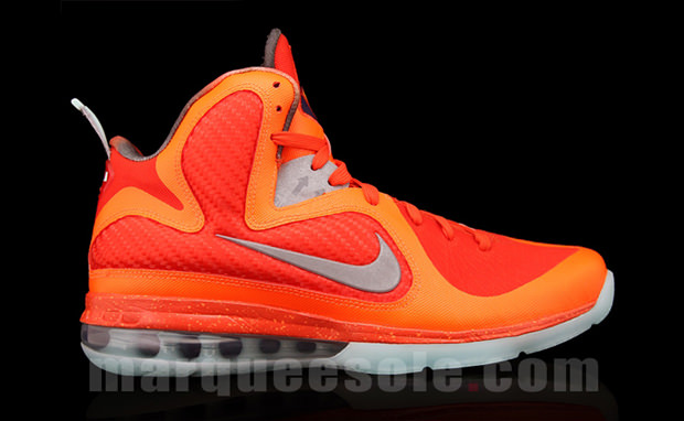 "best website 4babe c2a32 Nike LeBron 9 ""Galaxy"" Release Date"