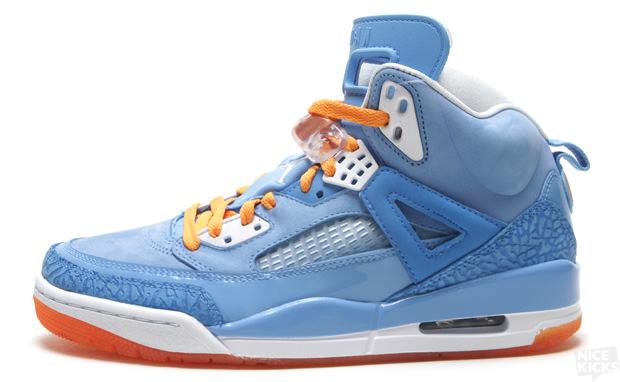 "hot sale online cd9f8 91a23 Release Reminder  Jordan Spizike ""Italy Blue"""