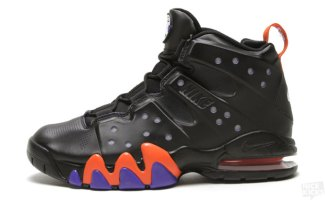 more photos ebc71 bf5ae Nike Air Max Barkley Black Safety Orange