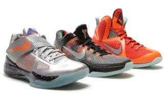 lebron 9 galaxy. Nike Basketball \ Lebron 9 Galaxy 2