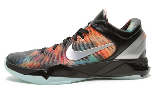 "new product e6fca a1943 Nike Zoom Kobe VII ""Galaxy"""
