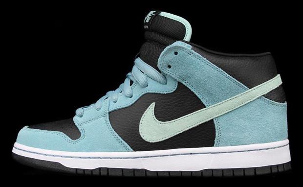 "sports shoes 7c3b8 9187b Nike SB Dunk Mid Pro ""Sea Crystal"""