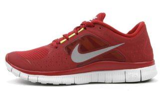 """Nike Free Run+ 3 """"Gym Red"""""""
