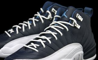 "Air Jordan 12 GS ""Obsidian"""