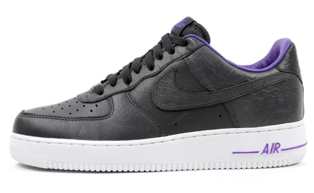 """new style 05ba5 1a535 Nike Air Force 1 Low """"Black Mamba"""""""