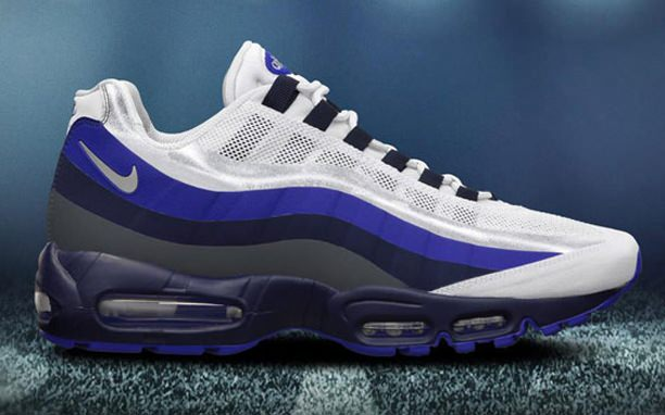 Nike Air Max 95 No Sew Anthracite Varsity Maize Cool