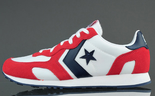 Converse Auckland Racer Ox Red White-Navy  eb3f7e7ae