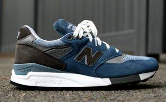 "New Balance 998 ""Blue Denim"""