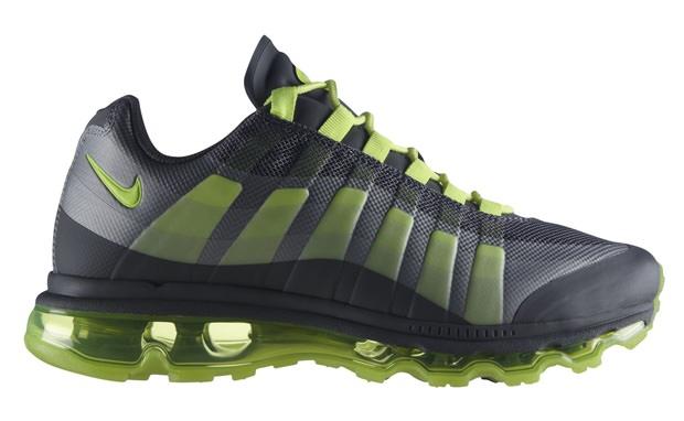 the latest f2b6f 387c8 Nike Air Max 95 360 Dark GreyVolt Release Date