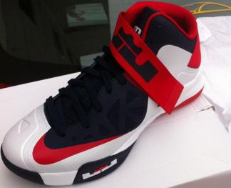 """Nike Zoom LeBron Soldier 6 """"USA"""" fdd496a2d3"""