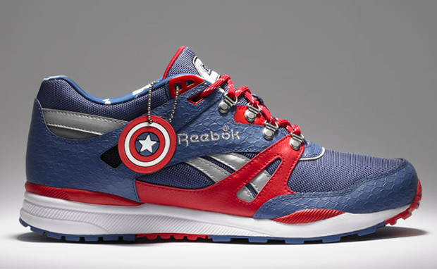 Marvel x Reebok Pack  2a3f79ce1