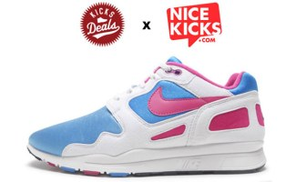 "KicksDeals.com Deal of the Week  Nike Air Flow ""Voltage Cherry"" 74ce17df2"