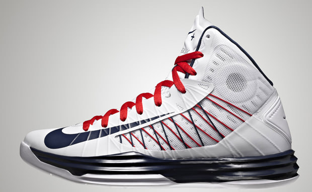 sports shoes af46a fc900 USA Men s Basketball Team Debut NikeiD Shoes