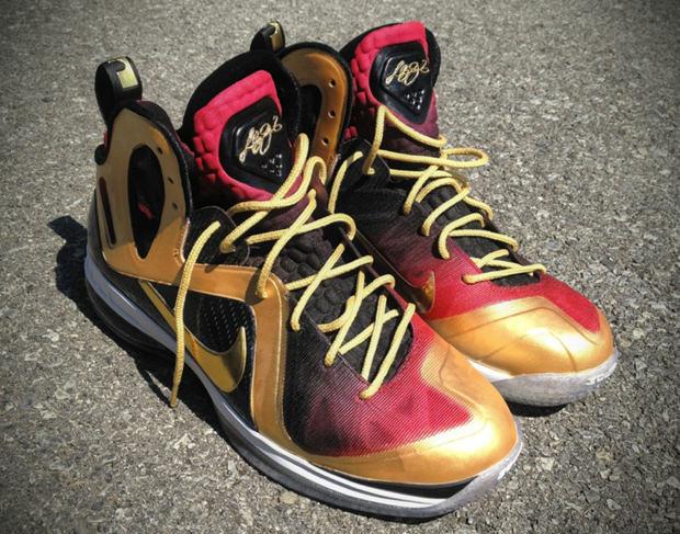 ab87b2c4a439 Nike LeBron 9 P.S. Elite