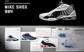 20 Designs That Changed the Game: Nike Shox BB4