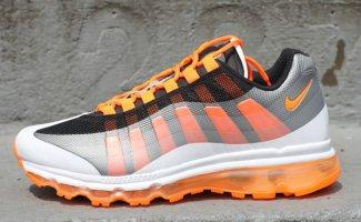 feae56e322 Nike Air Max 95+ BB Black/Total Orange