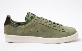 Bape x Undefeated x adidas Campus pack