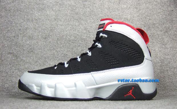 "Air Jordan 9 ""Johnny Kilroy"""