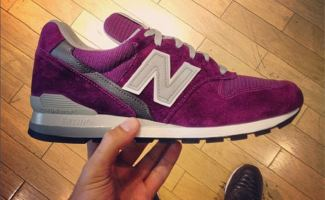 New Balance 996 Purple/Grey